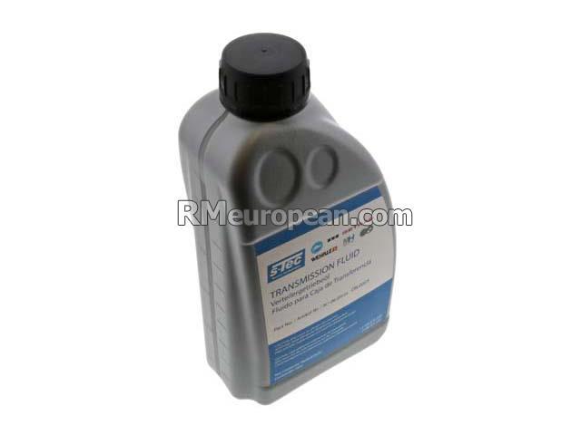 Porsche Transfer Case Fluid Shell Tf 0870 1 Liter
