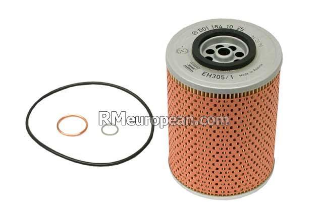 Mercedes benz genuine mercedes oil filter 0001800409 for Mercedes benz oil filters