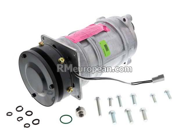 Mercedes-Benz 380SLC Base Coupe 107.025 3.8L V8 A/C Compressor with Clutch (A-Type)