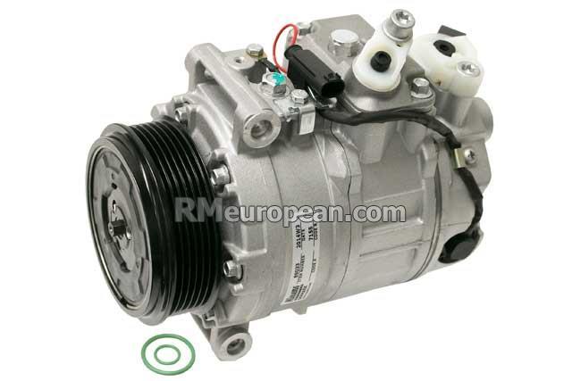 Mercedes benz nissens a c compressor with clutch 0002309111 for Mercedes benz ac