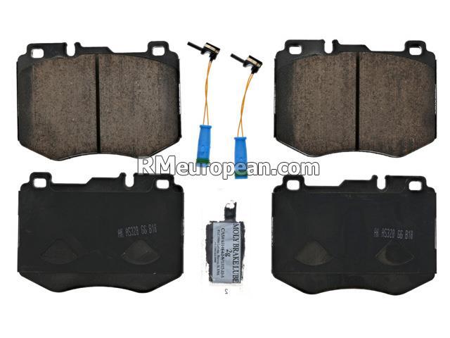 AKEBONO EURO Brake Pad Set 0004206700