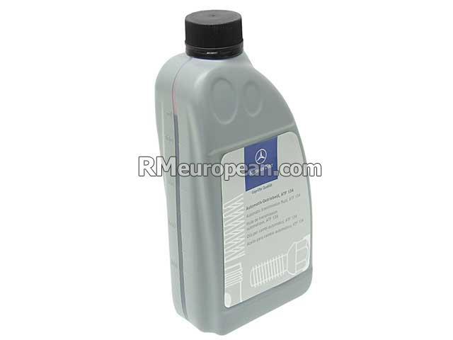 Mercedes benz genuine mercedes automatic transmission for Mercedes benz transmission fluid
