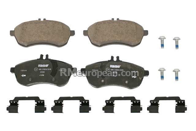 Mercedes-Benz FERODO Brake Pad Set 0074209220