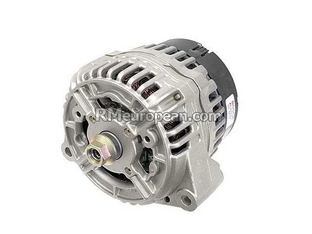 Mercedes benz bosch alternator 115 amp rebuilt for Mercedes benz alternator repair cost