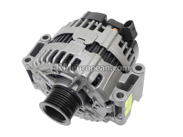 Mercedes benz bosch alternator 180 amp rebuilt for Mercedes benz alternator repair cost