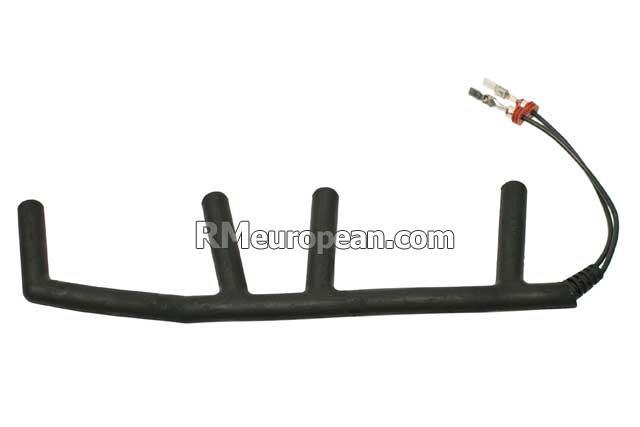 volkswagen genuine vw audi diesel glow plug wiring harness 028971766. Black Bedroom Furniture Sets. Home Design Ideas