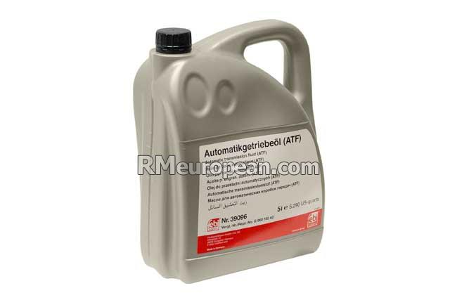 BMW 335i xDrive Sedan F30 3.0L L6 Automatic Transmission Fluid (5 Liter)