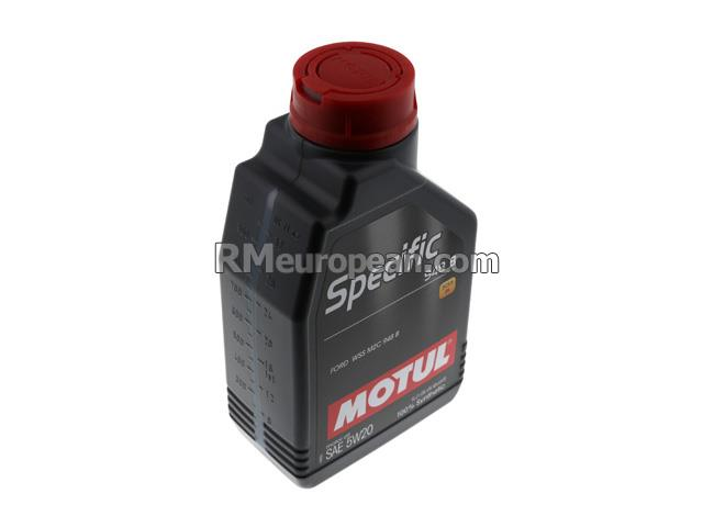 Jaguar XK Coupe  5.0L V8 Engine Oil - MOTUL Specific 948B - 5W-20 Synthetic (1 Liter)