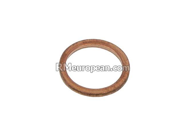 Saab Turbocharger Coolant Line Seal (12.2 X 15.4 mm)  VICTOR REINZ 11066422