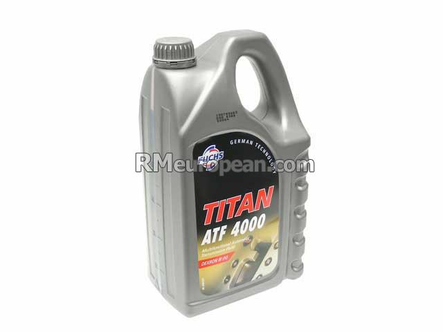 Volvo 850 Turbo Sedan  2.3L L5 Automatic Transmission Fluid - (5 Liters) - (Dexron III H)
