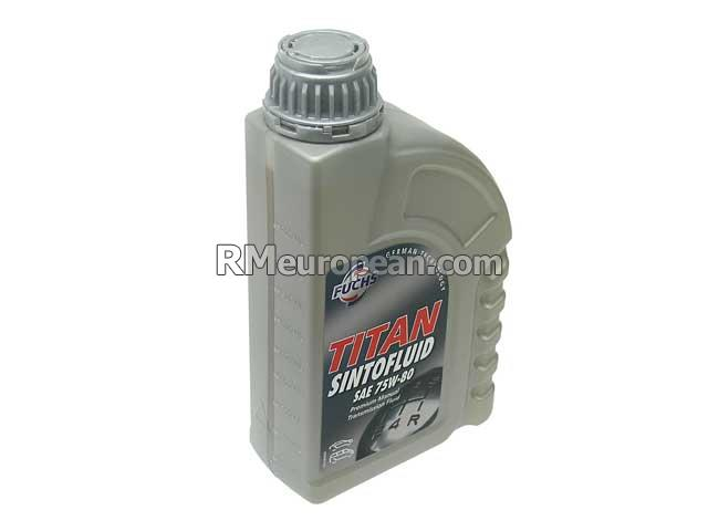 Volvo 850 Turbo Sedan  2.3L L5 Manual Transmission Fluid (1 Liter)