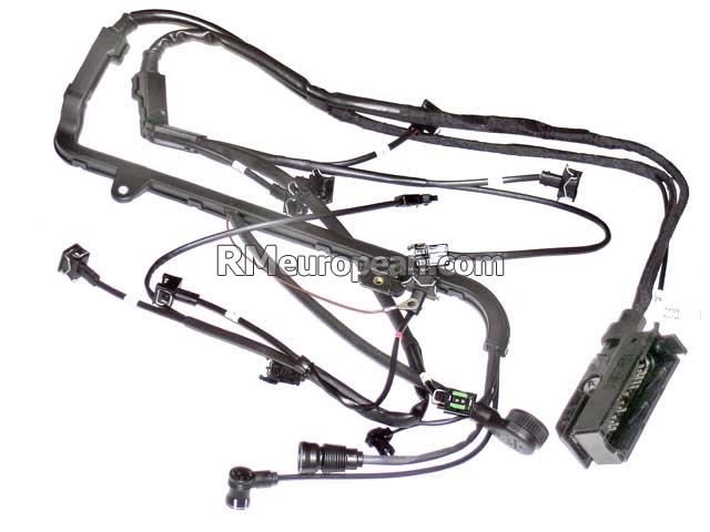Mercedes-Benz Engine Wiring Harness - Fuel Injection System GENUINE MERCEDES 1295407705  sc 1 st  RM European Auto Parts : fuel injection wiring harness - yogabreezes.com
