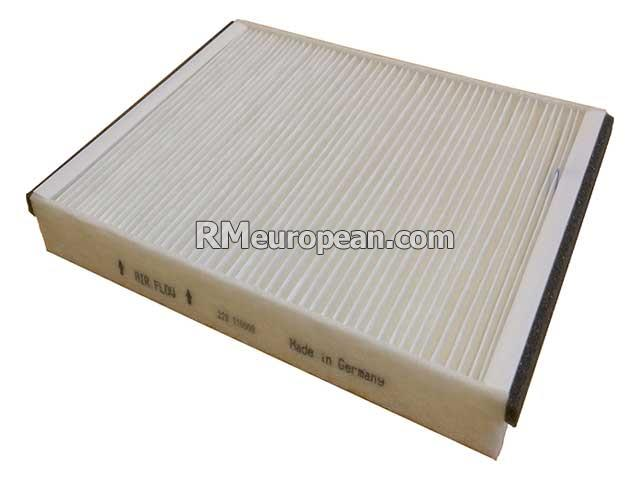 in Air Intake Housing Mercedes Benz ML350 ML550 ML63 AMG Cabin Air Filter