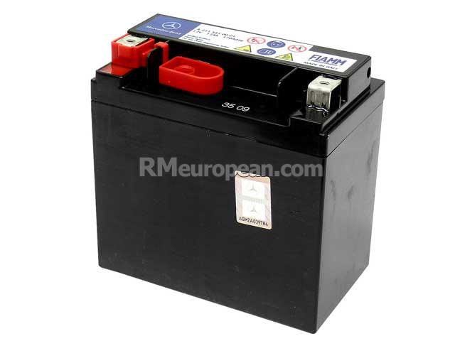 Mercedes benz genuine mercedes battery for stabilization for Genuine mercedes benz battery