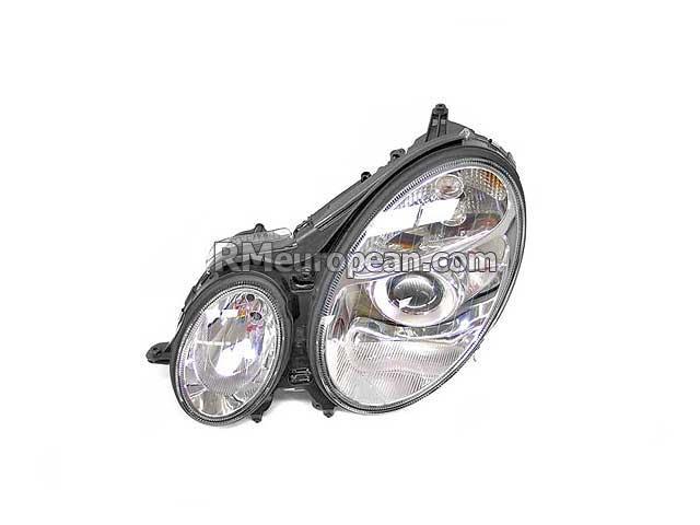 Mercedes benz hella headlight assembly halogen 2118200361 for Mercedes benz headlight assembly