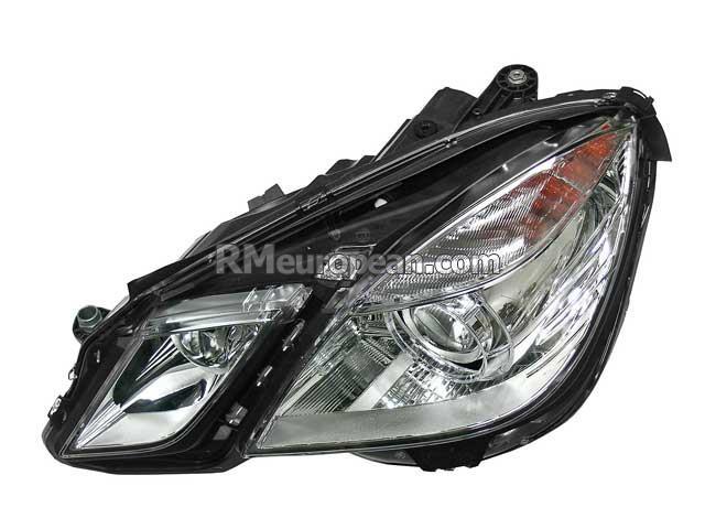 Mercedes benz hella headlight assembly bi xenon 2128201139 for Mercedes benz headlight assembly