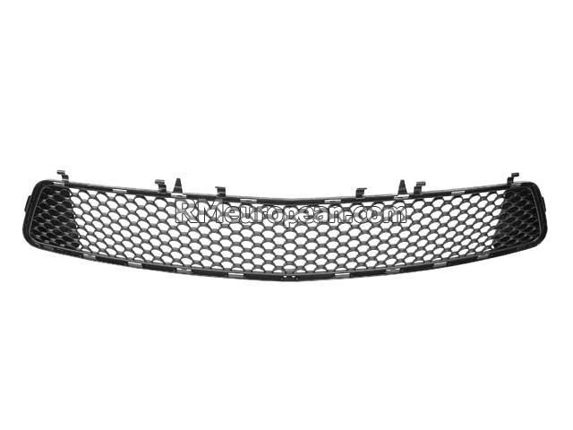 Mercedes benz genuine mercedes bumper cover grille 2128851253 for Mercedes benz bumper cover