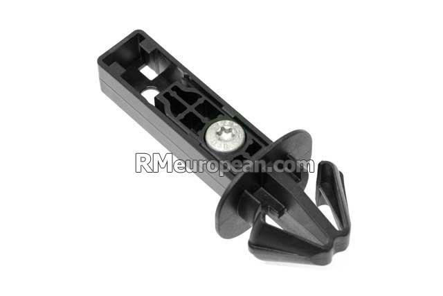 mercedes benz genuine mercedes headlight bracket guide