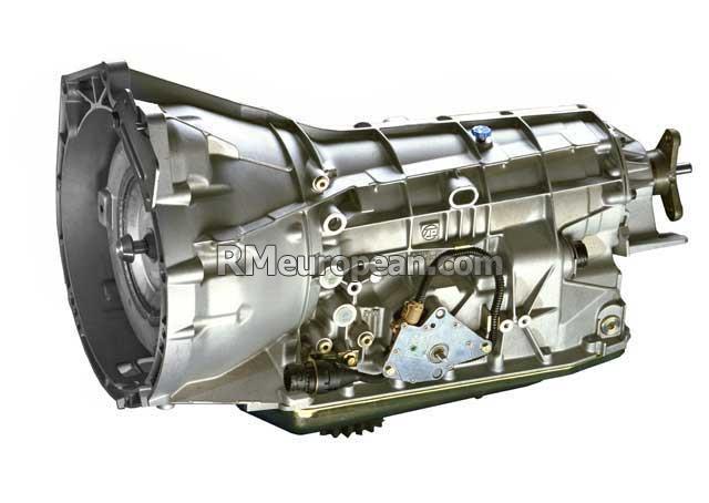 BMW 530i Base Sedan E39 3 0L L6 Automatic Transmission with Torque  Converter - A5S 325Z-TU (Rebuilt)