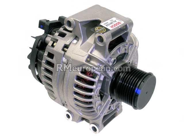 Mercedes benz c230 kompressor sedan 1 8l l4 for Mercedes benz alternator repair cost