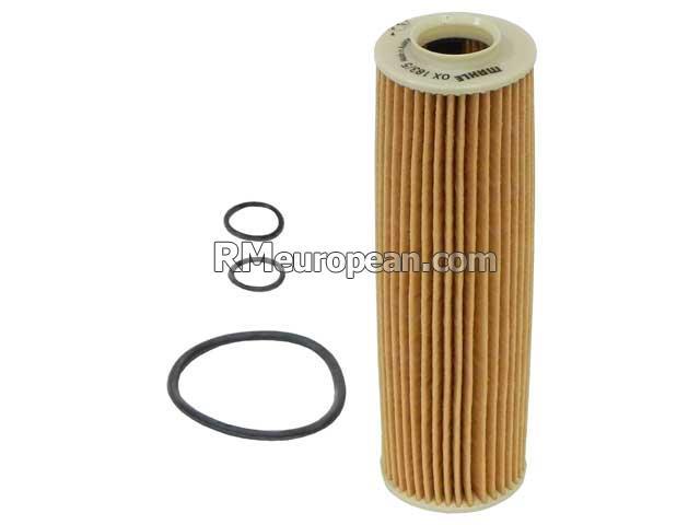 Mercedes Benz Mahle Oil Filter Kit 2711800509