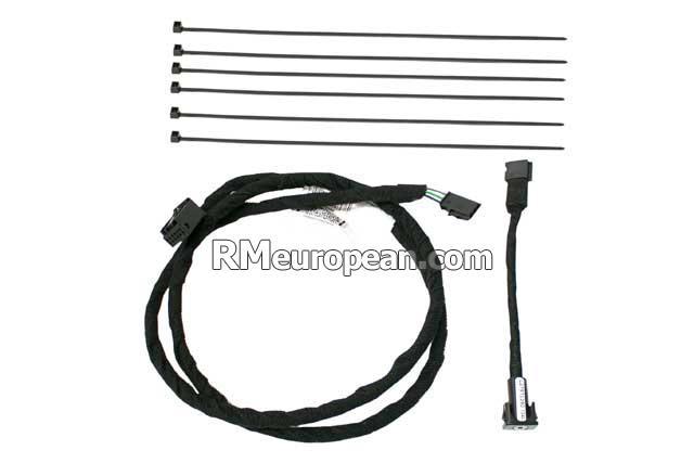 saab genuine saab audio auxiliary input cable kit 32000102
