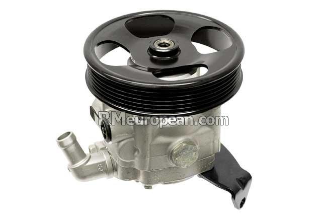 volvo xc  sport utility   power steering pump rebuilt