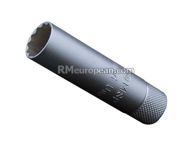 Bmw Spark Plug Socket 14 Mm 12 Point Thin Walled 3 8 Drive 557117010 Assenmacher Tools Ast