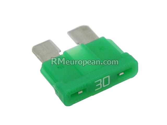 Fuse - 30 Amp (Green) - GM Type (ATO/ATC)  LITTELFUSE 559039017