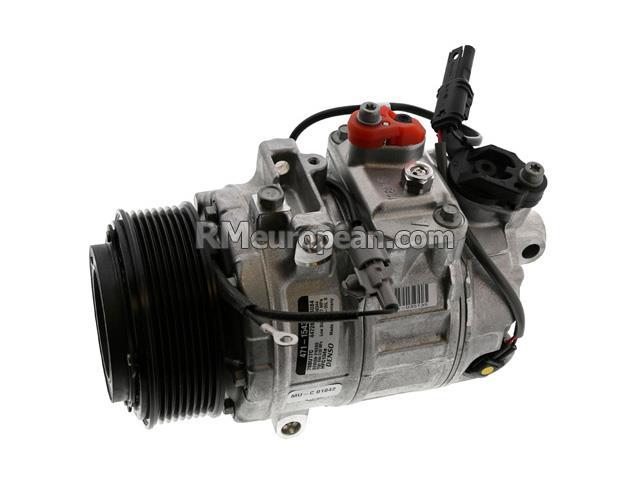 Bmw Denso A C Compressor With Clutch 64529399060