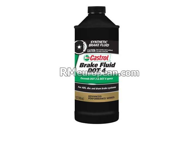 BMW Z3 Roadster Convertible E36 2.8L L6 Brake Fluid - DOT 4