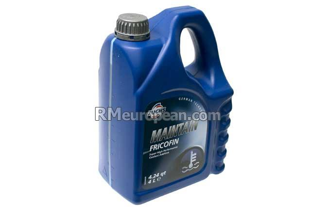 BMW 328i xDrive Coupe E92 3.0L L6 Coolant / Antifreeze (Blue)