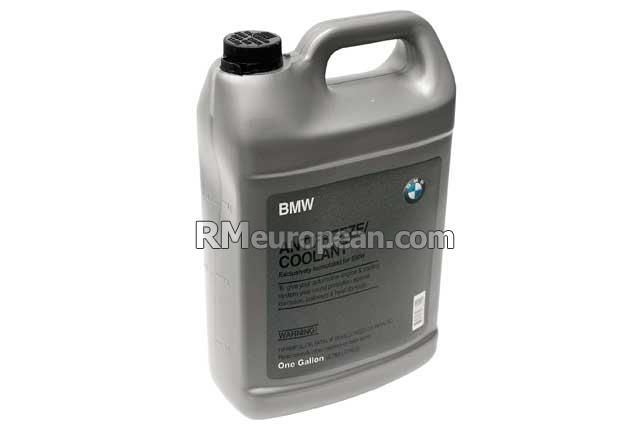 BMW Coolant / Antifreeze (Blue) GENUINE BMW 82141467704