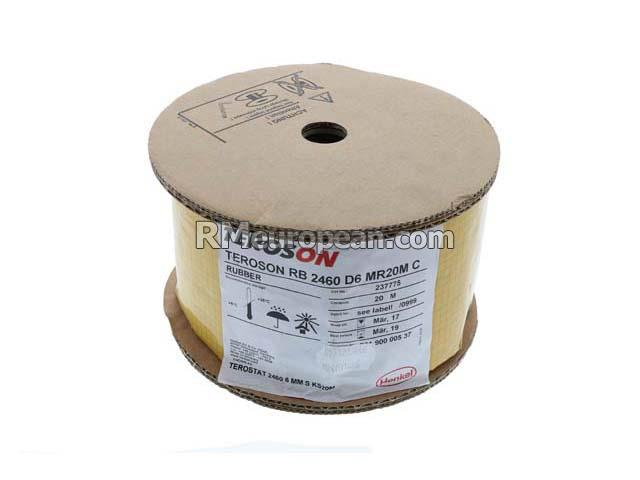 BMW 318is Coupe E36 1.8L L4 Butyl Tape - Terostat 2460 (Six 6 mm X 3.33 m Roll)