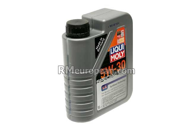 Bmw x5 sdrive35i sport utility f15 3 0l l6 engine oil 5w for Bmw x5 motor oil