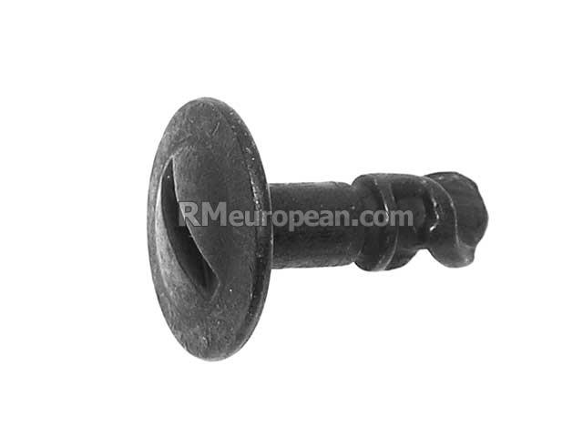 Audi Dowel Pin For Engine Protection Pan (6 X 20 mm) Black O.E.M. 8D0805121B