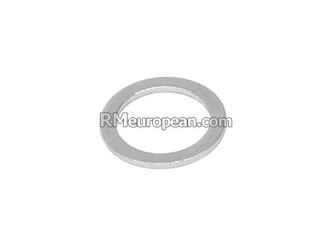 Porsche 911 Turbo Coupe 964 3.3L H6 Aluminum Washer (10 X 14 X 1 mm)