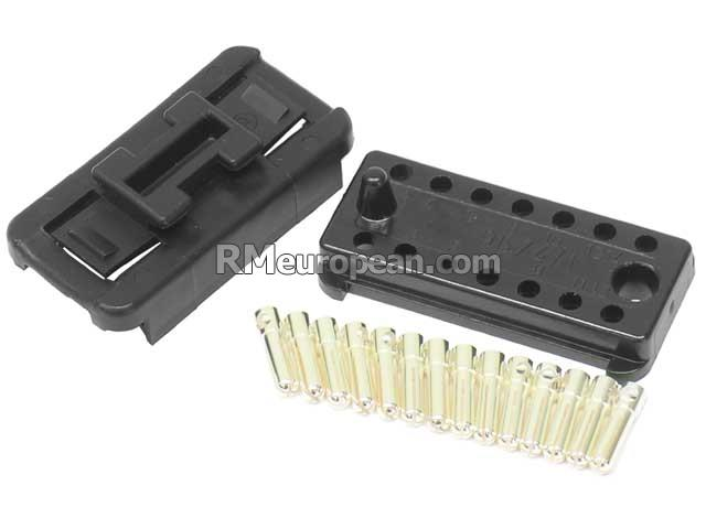 wiring harness connector pins porsche 928 s4 coupe 928 5 0l v8 wiring harness connector for  porsche 928 s4 coupe 928 5 0l v8 wiring