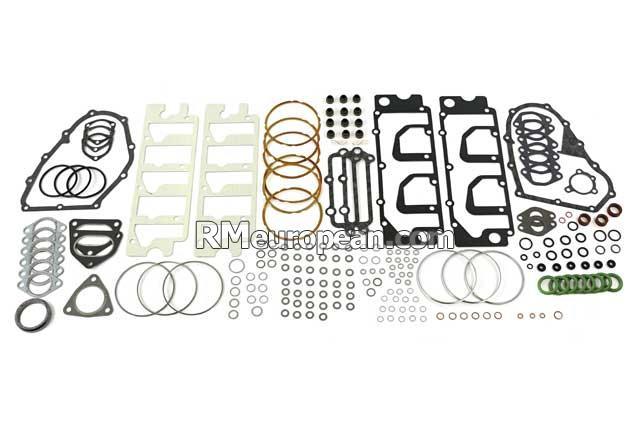 Porsche ELRING KLINGER Engine Gasket Set - Cylinder Heads