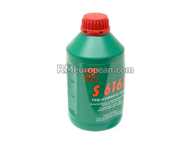 Saab Hydraulic System Fluid - CHF 202 - Synthetic Oil for Power Steering (1 Liter) FEBI BILSTEIN 93160548