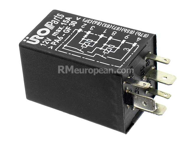 URO PARTS Fuel Pump Relay (DME) 99361522701