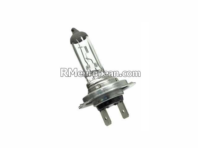 porsche cayenne s sport utility 955 4 5l v8 headlight bulb - h7 halogen  12v