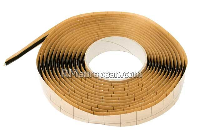 Audi A5 Cabriolet Convertible  2.0L L4 Butyl Tape - 5 x 5000 mm Long.