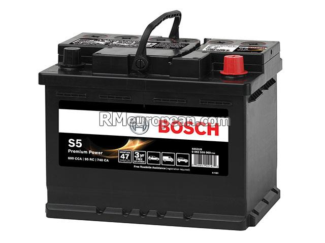 Mini Cooper Paceman S ALL4 Hatchback R61 1.6L L4 Battery - Bosch S5 Premium