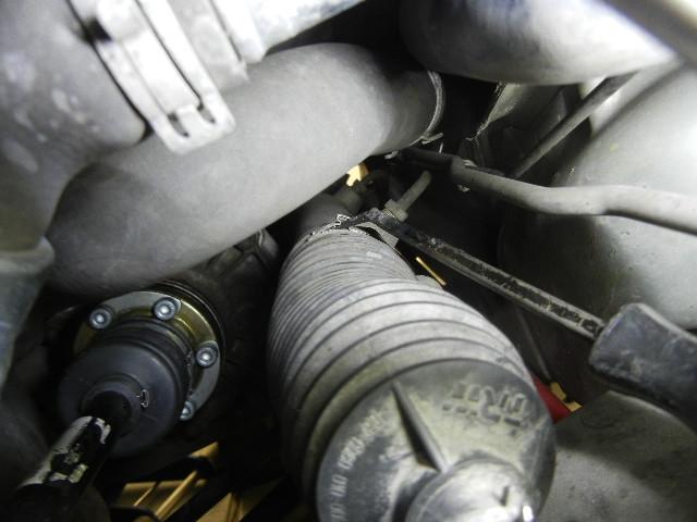 Porsche cayenne removing steering wheel