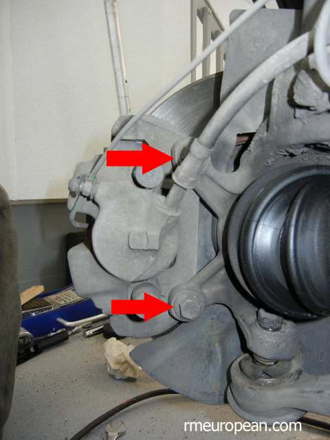 BMW E46 325xi 330xi Axle Boot Replacement