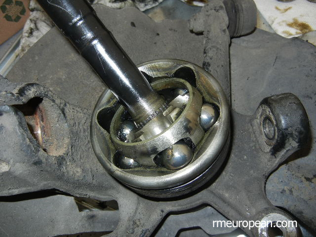 BMW E46 325xi Outer CV-Joint