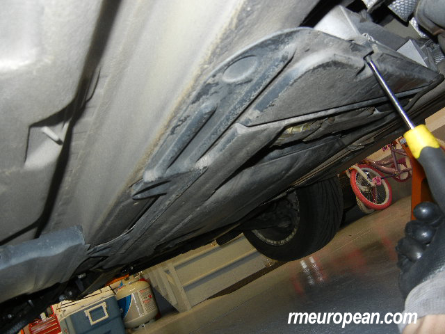 Replacing Bmw E46 Front Differential Seal
