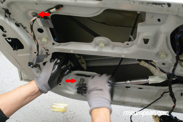 BMW E90 Door Lock Assembly Replacement 325i 325xi 330i 330xi 335i 335xi