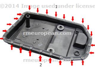 Bmw E90 E91 E92 E93 Zf Automatic Transmission Fluid Change 325i 330i